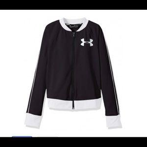 *NEW* Under Armour Girls lightweight jacket